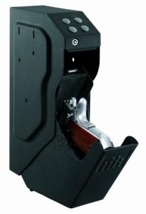 Gun Safes with fingerprint scanner lock
