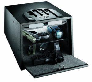 gun safes with fingerprint lock