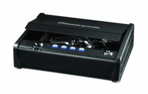 Gun Safe with fingerprint scanner lock