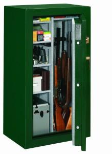 Stack-On Matte Green 24 Gun Safe