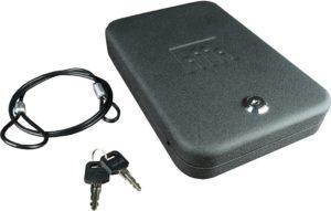 Portable hangun safe