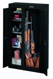 Stack On double door gun cabinet
