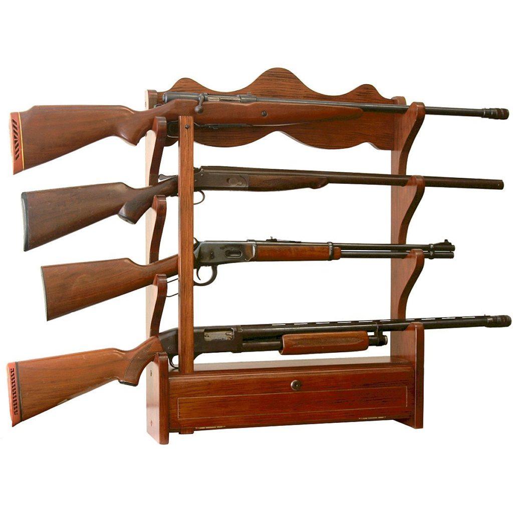 gun wall rack