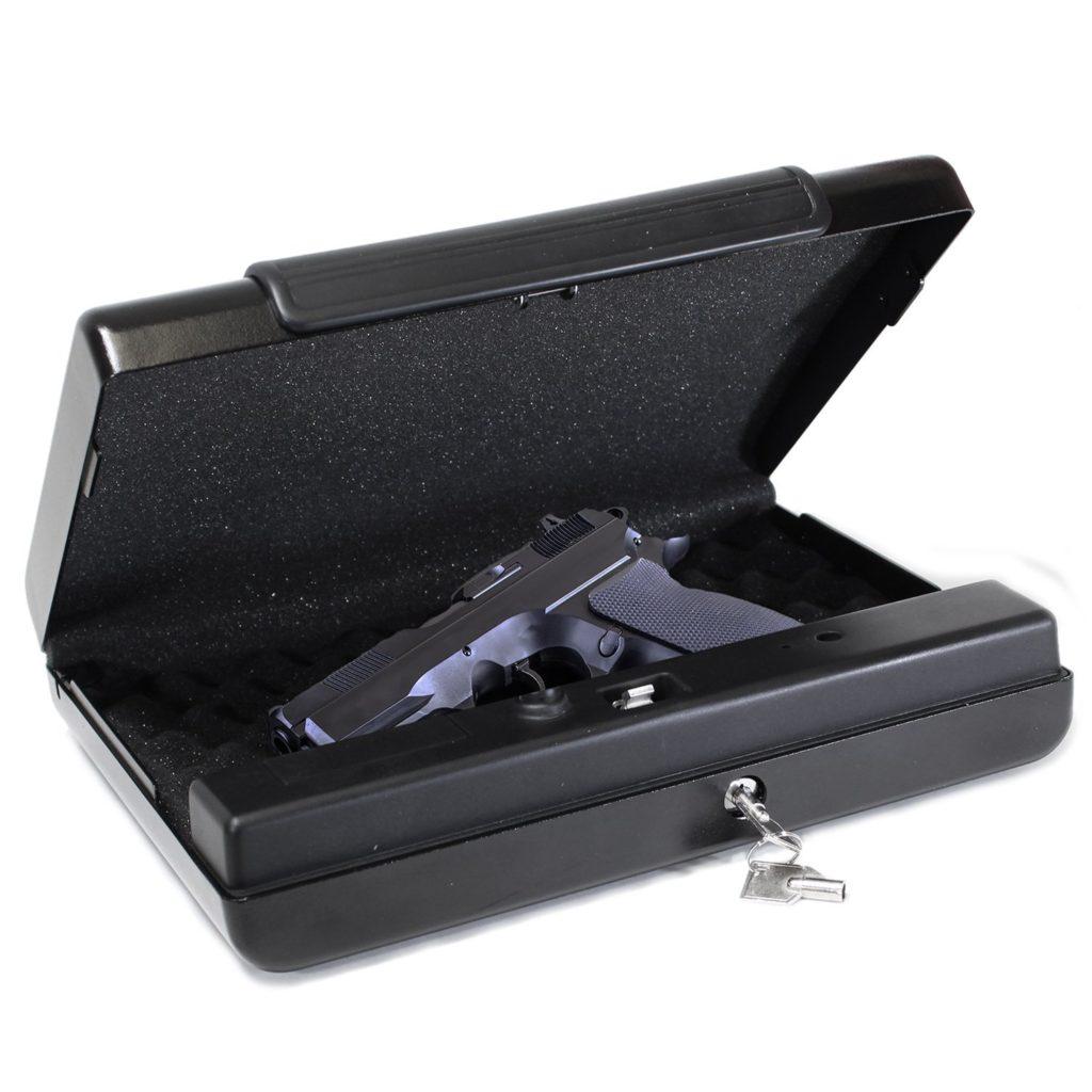 portable gun safe reviews